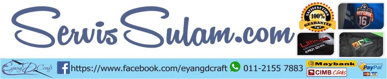 Kedai Sulam Logo Eyang Fabric D Craft